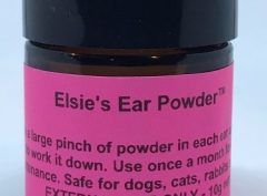 Elsie's Ear Powder