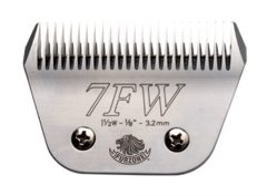 Furzone – #7FW – 3.2mm Wide Clipper Blade