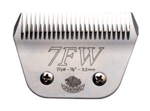 Furzone – #7FW – 3.2mm Wide Clipper Blade